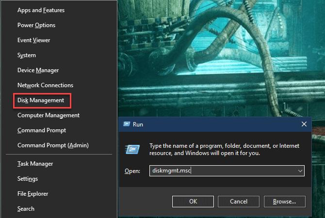 Laptop không nhận ổ cứng ngoài