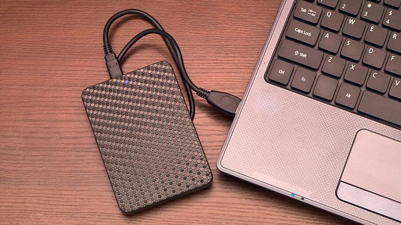 Laptop không nhận ổ cứng ngoài? làm thế nào để sửa nó?