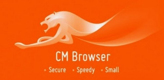 CM Browser, ứng dụng trình duyệt web nhẹ nhất Cho Android