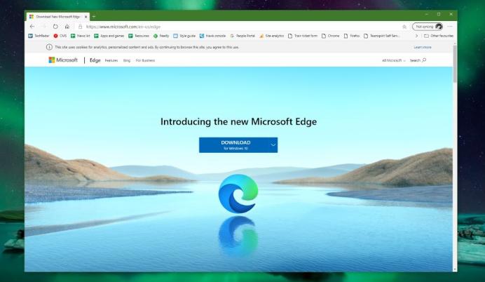 Microsoft Edge - các trình duyệt web tốt nhất