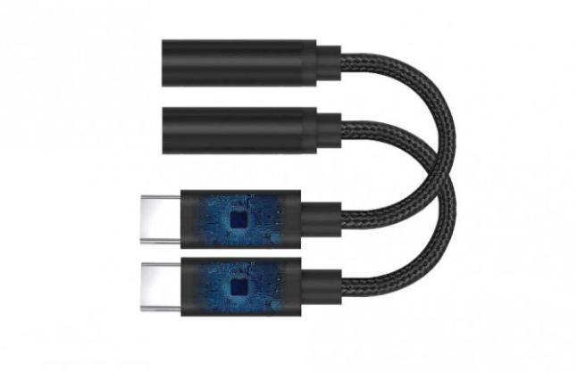 Bộ chuyển đổi USB Type C sang Jack cắm tai nghe